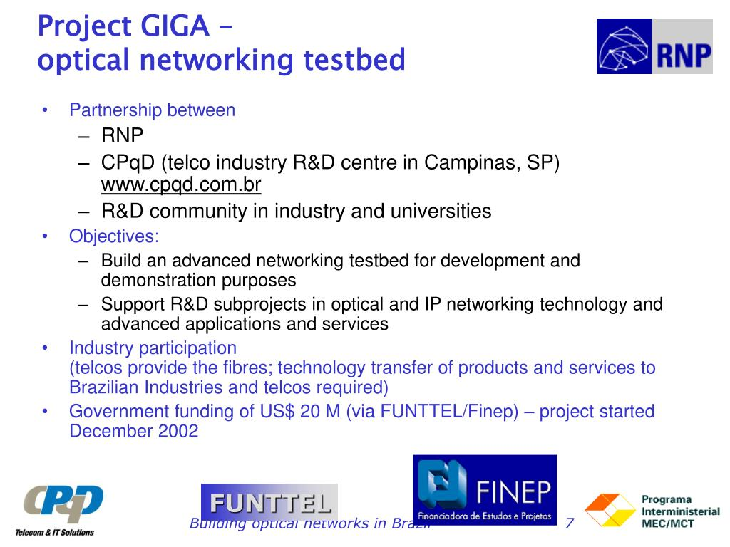 Project GIGA –