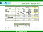 agricultural premises cotton