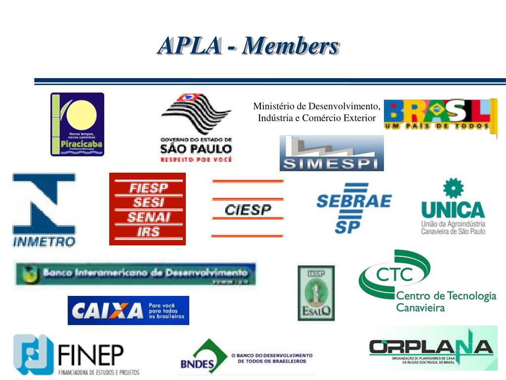 APLA - Members