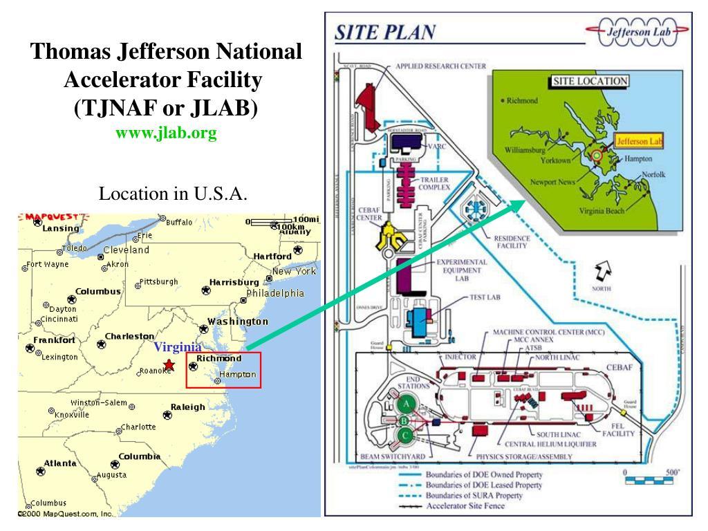 Thomas Jefferson National