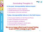 concluding thoughts 1