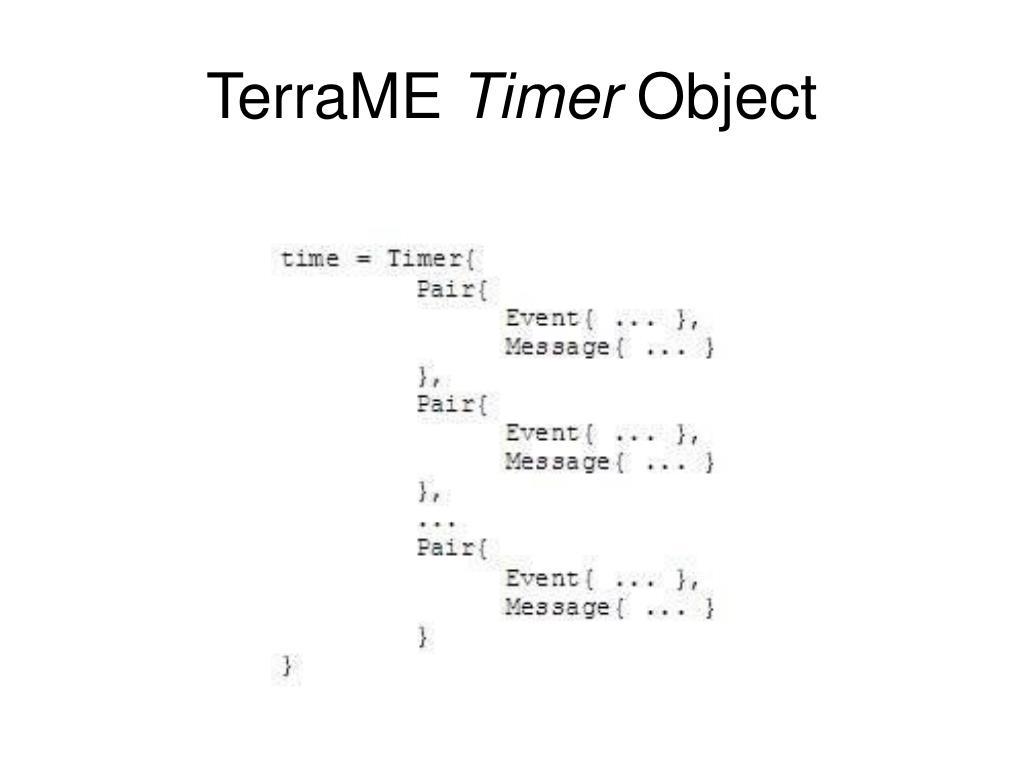 TerraME