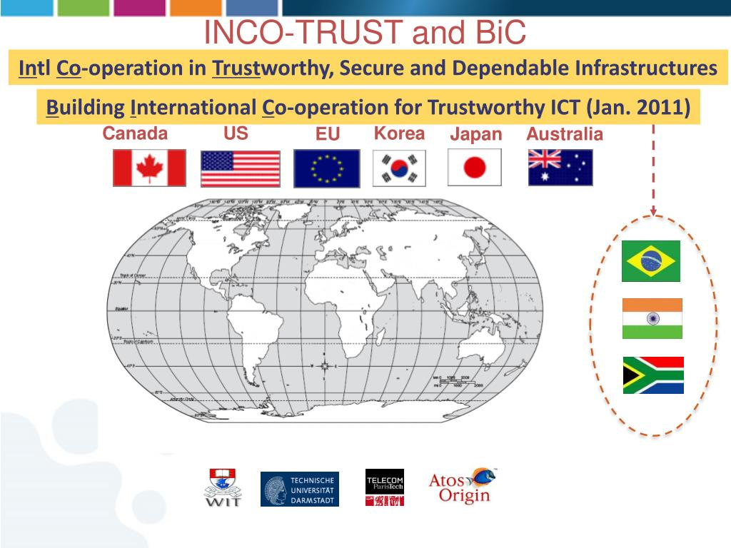 INCO-TRUST and BiC