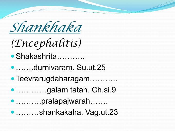 Shankhaka