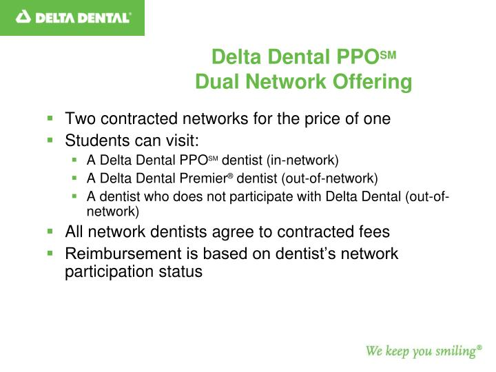 Delta Dental PPO
