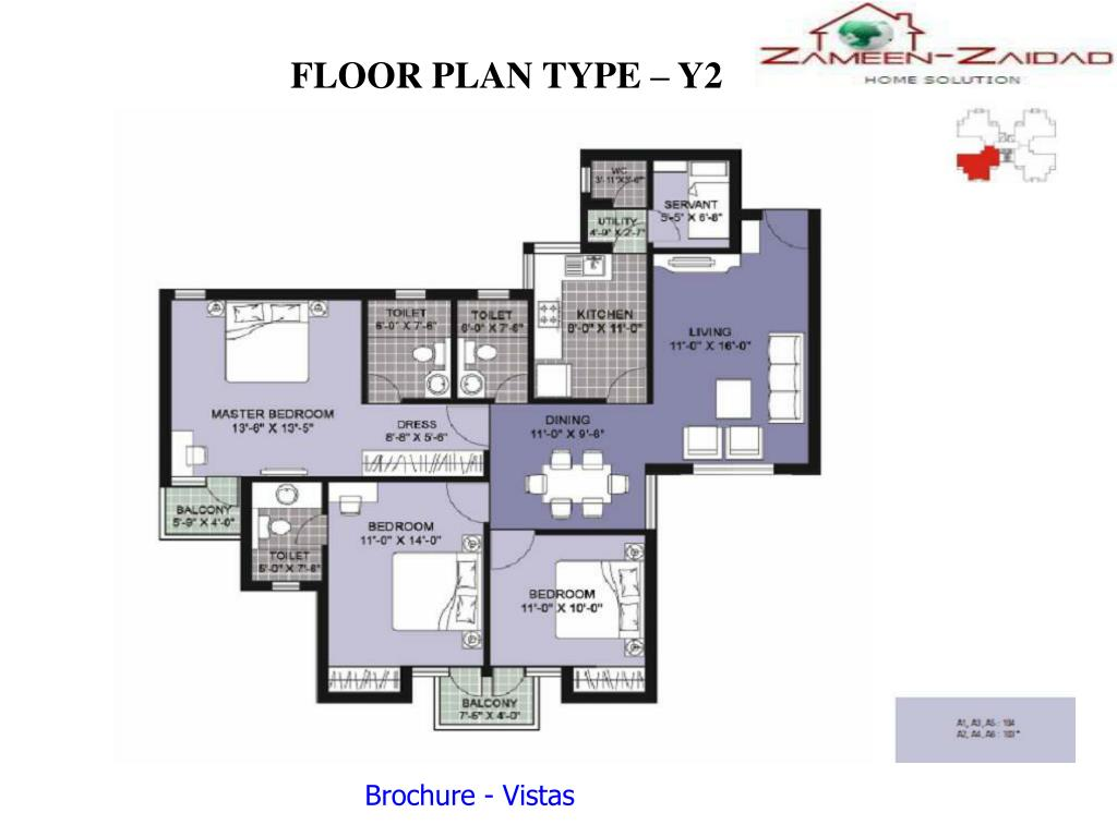 FLOOR PLAN TYPE – Y2