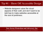 tip 4 show off accessible design1