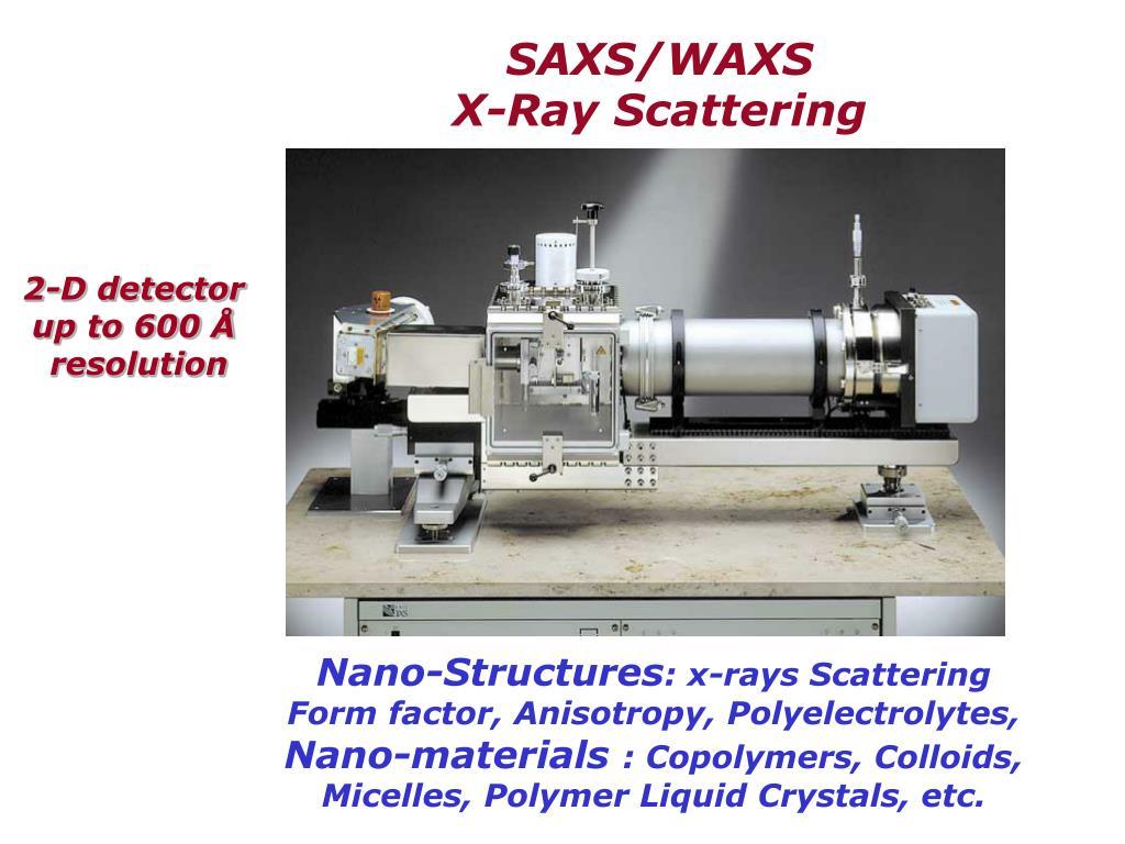 SAXS/WAXS