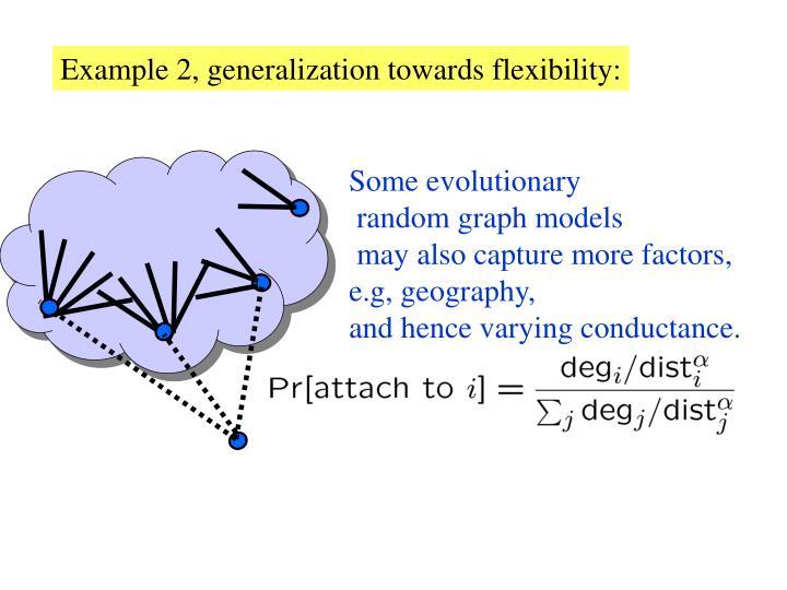 Some evolutionary