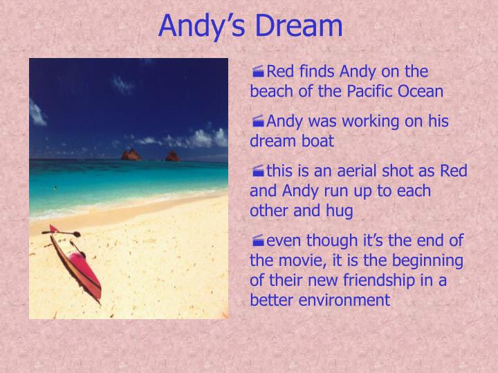 Andy's Dream