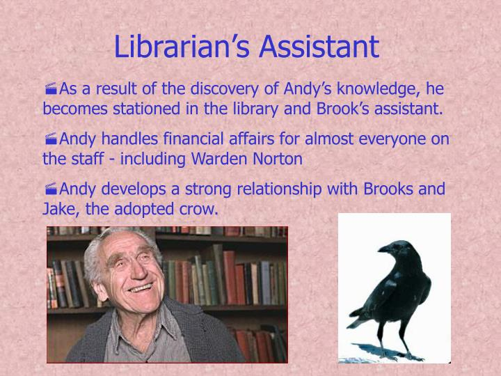 Librarian's Assistant