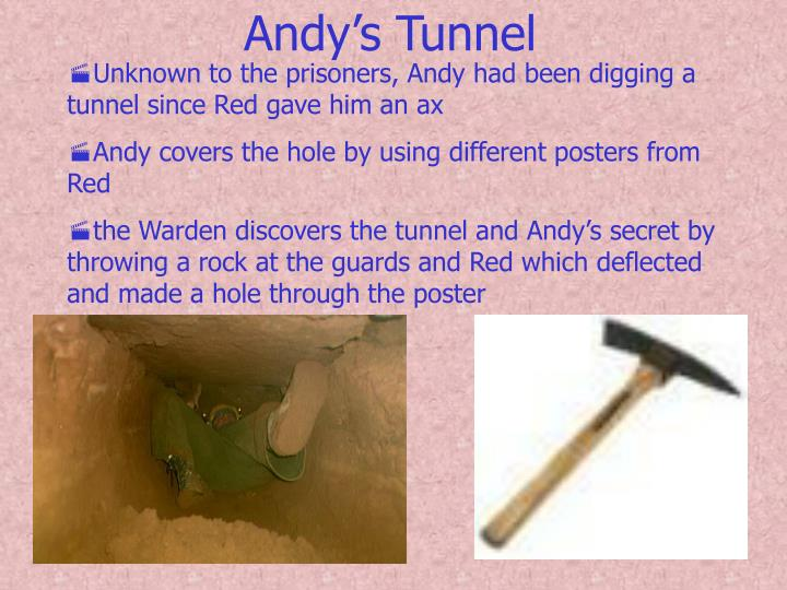 Andy's Tunnel