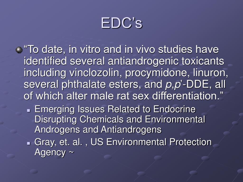 EDC's