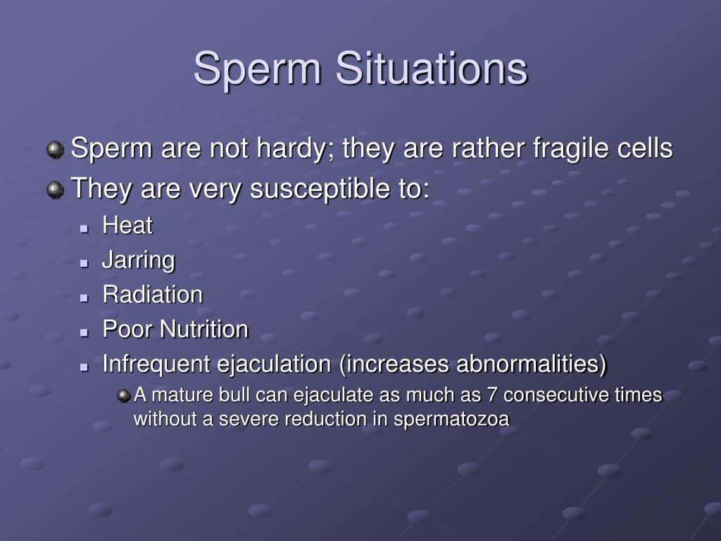 Sperm Situations
