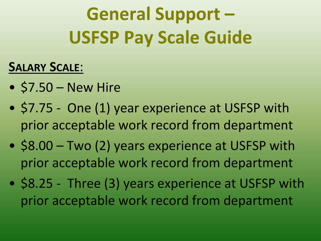 General Support –