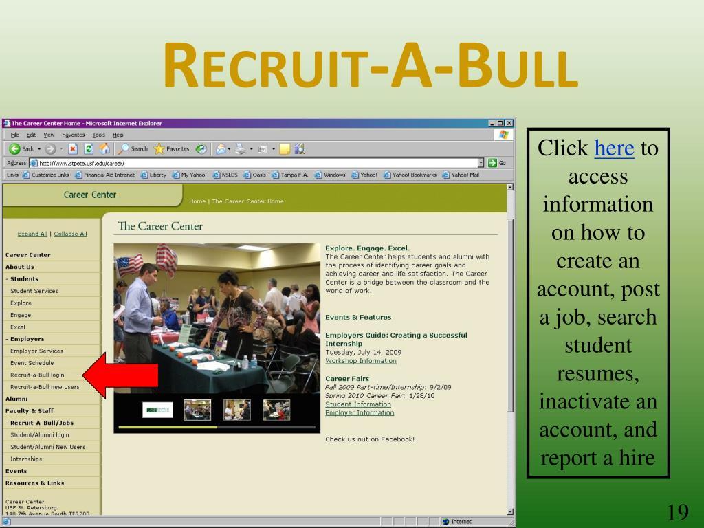 Recruit-A-Bull