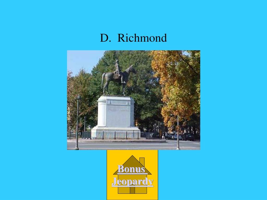 D.  Richmond
