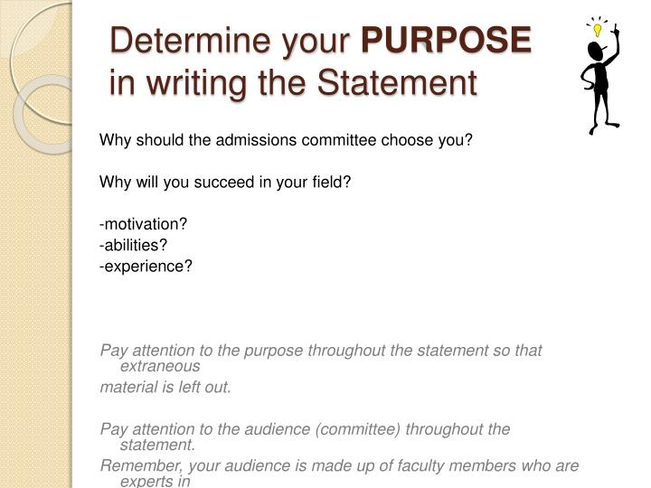 determine an authorís purpose essay The purpose of an essay is to encourage students to develop ideas and concepts in their writing with the direction of little more than their own thoughts (it may be helpful to view the essay as the converse of a research paper) therefore, essays are (by nature) concise and require clarity in purpose and direction.