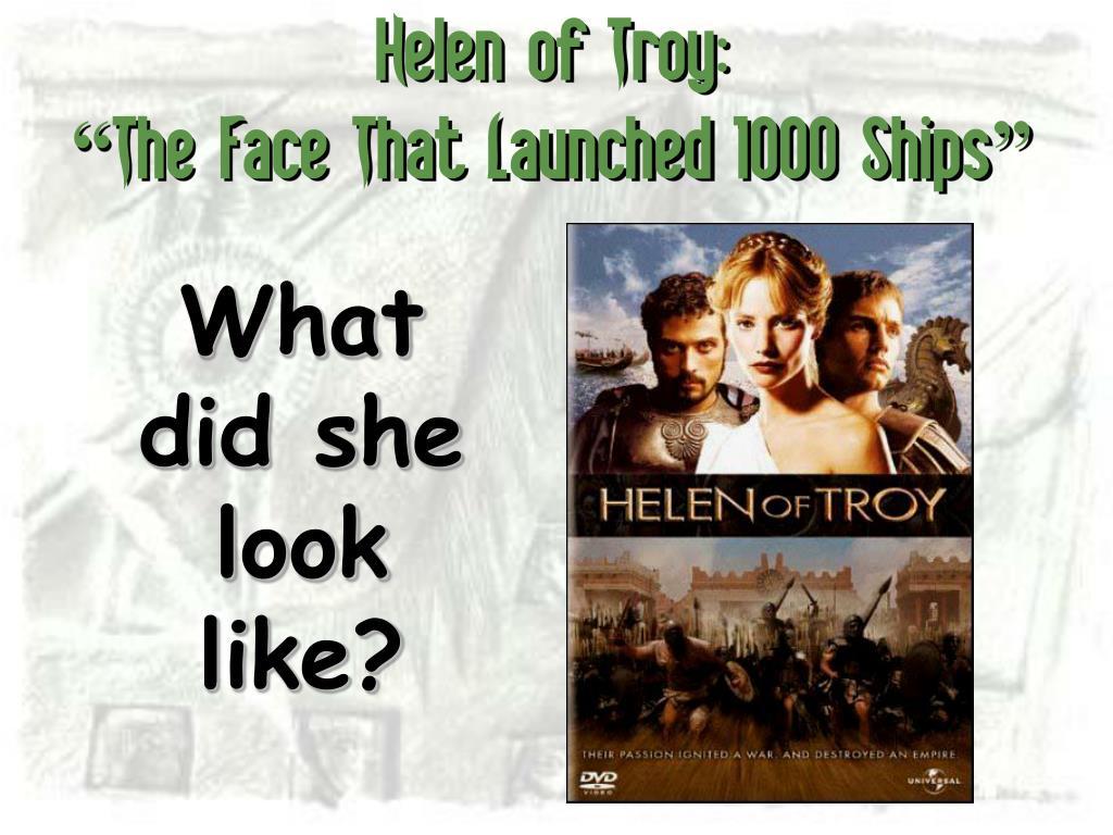 Helen of Troy: