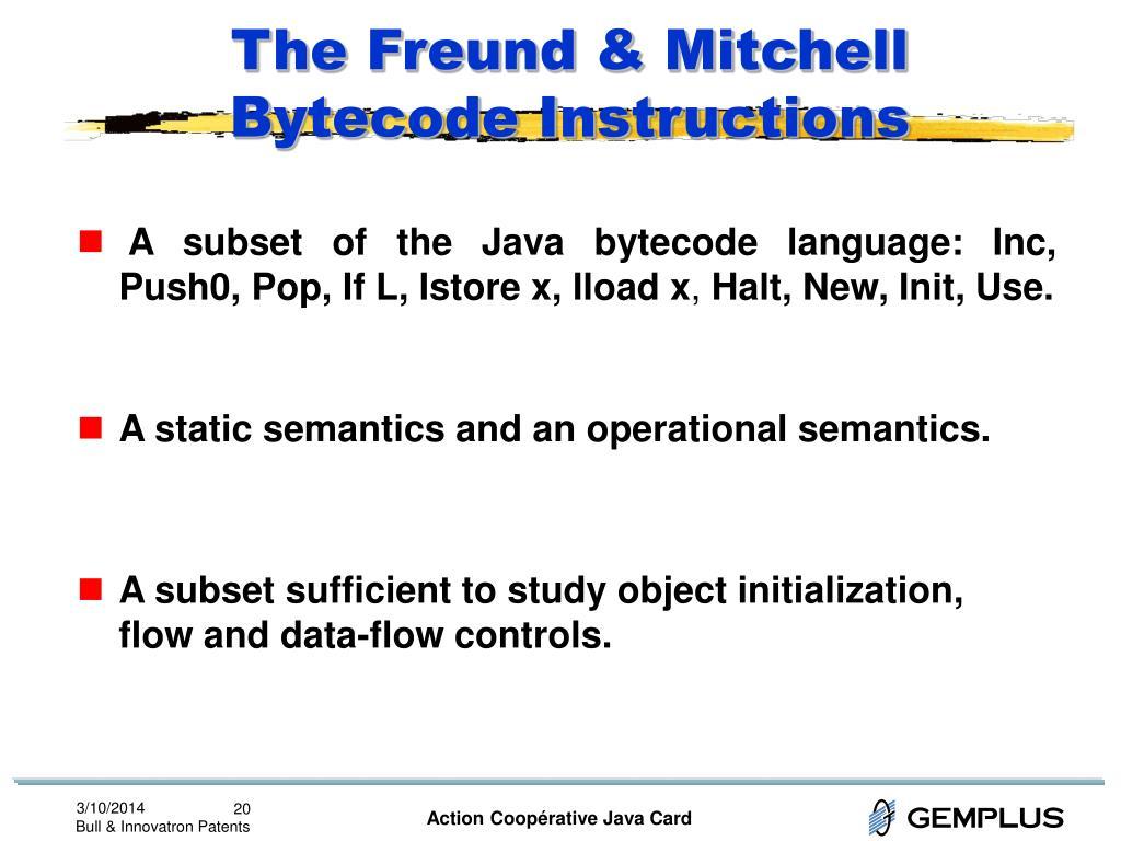 The Freund & Mitchell