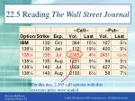 22 5 reading the wall street journal3