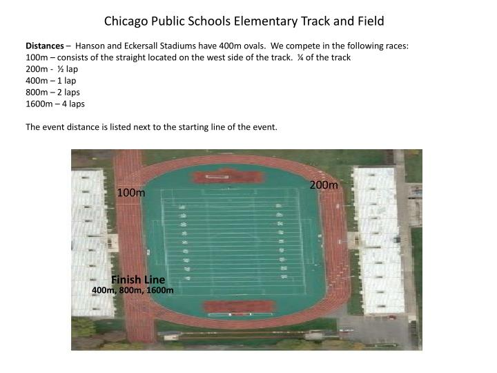 Chicago public schools elementary track and field1