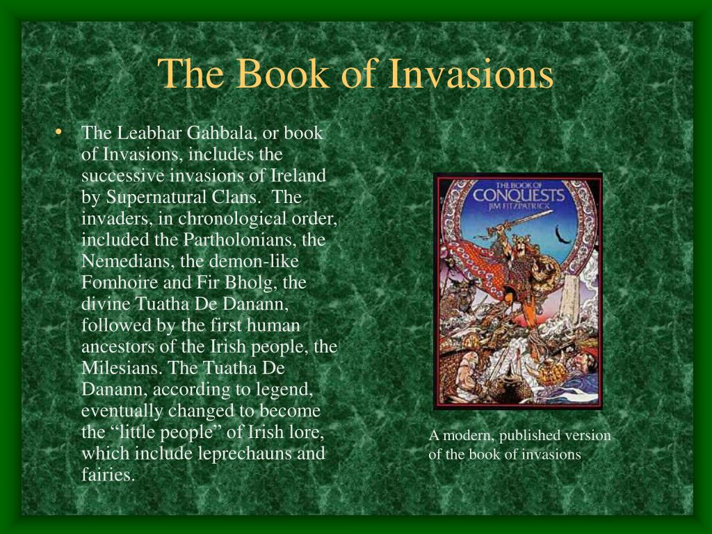 The Book of Invasions