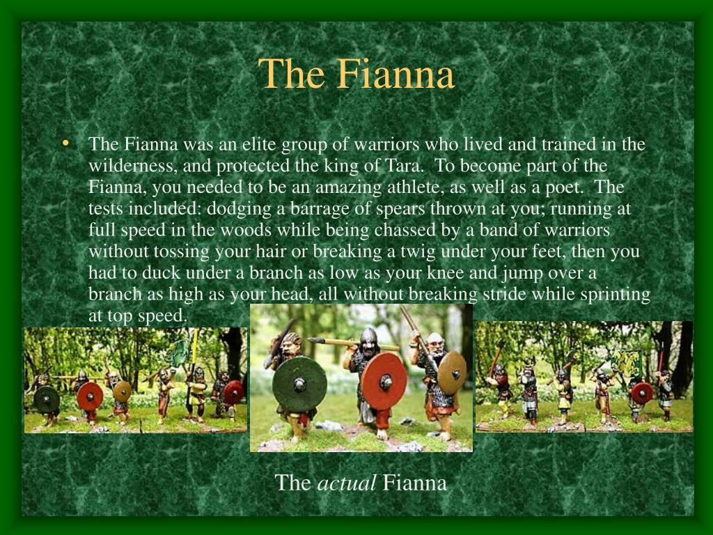 The Fianna