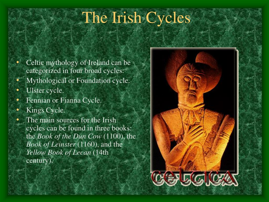 The Irish Cycles
