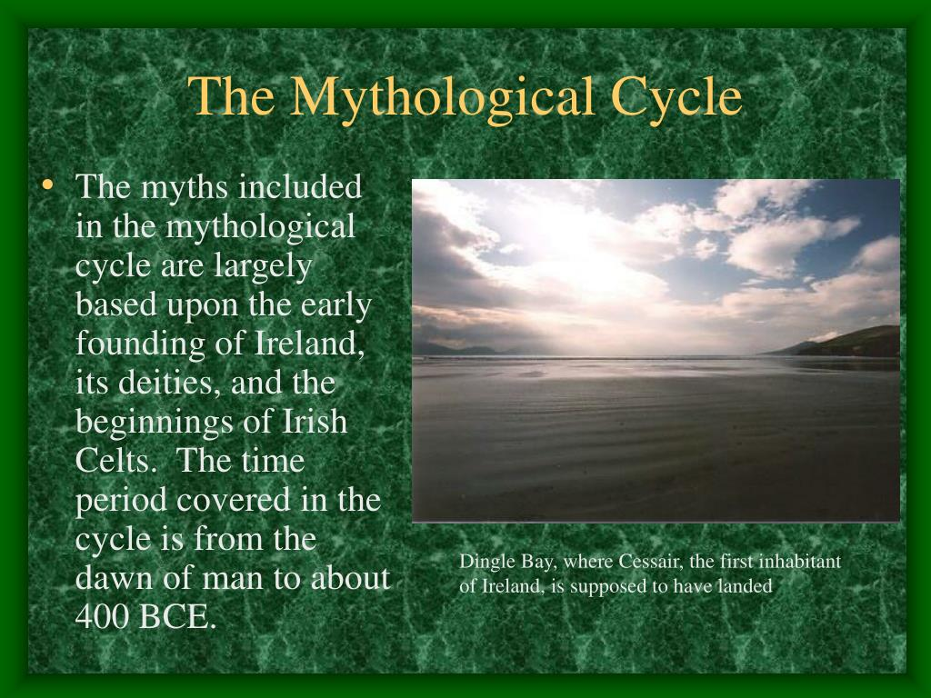 The Mythological Cycle