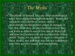 the myths