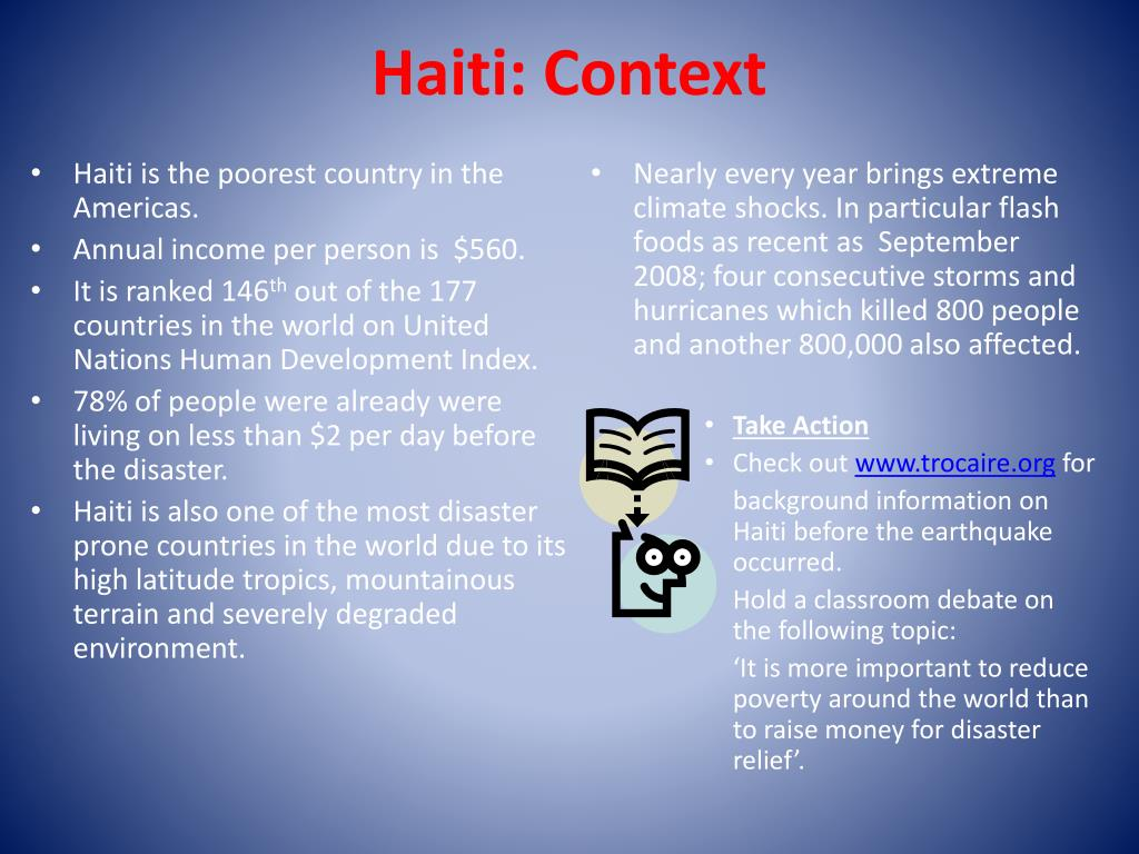 Haiti: Context