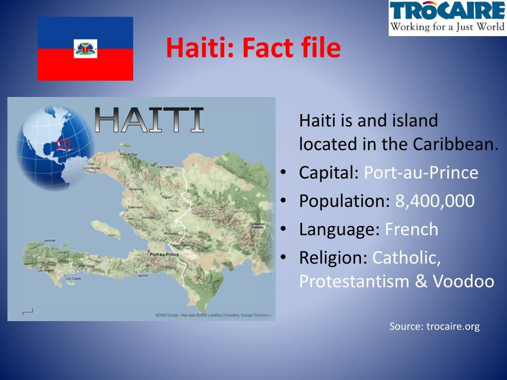 Haiti: Fact file