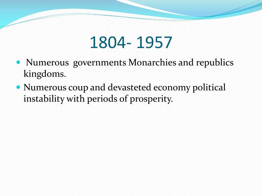1804- 1957