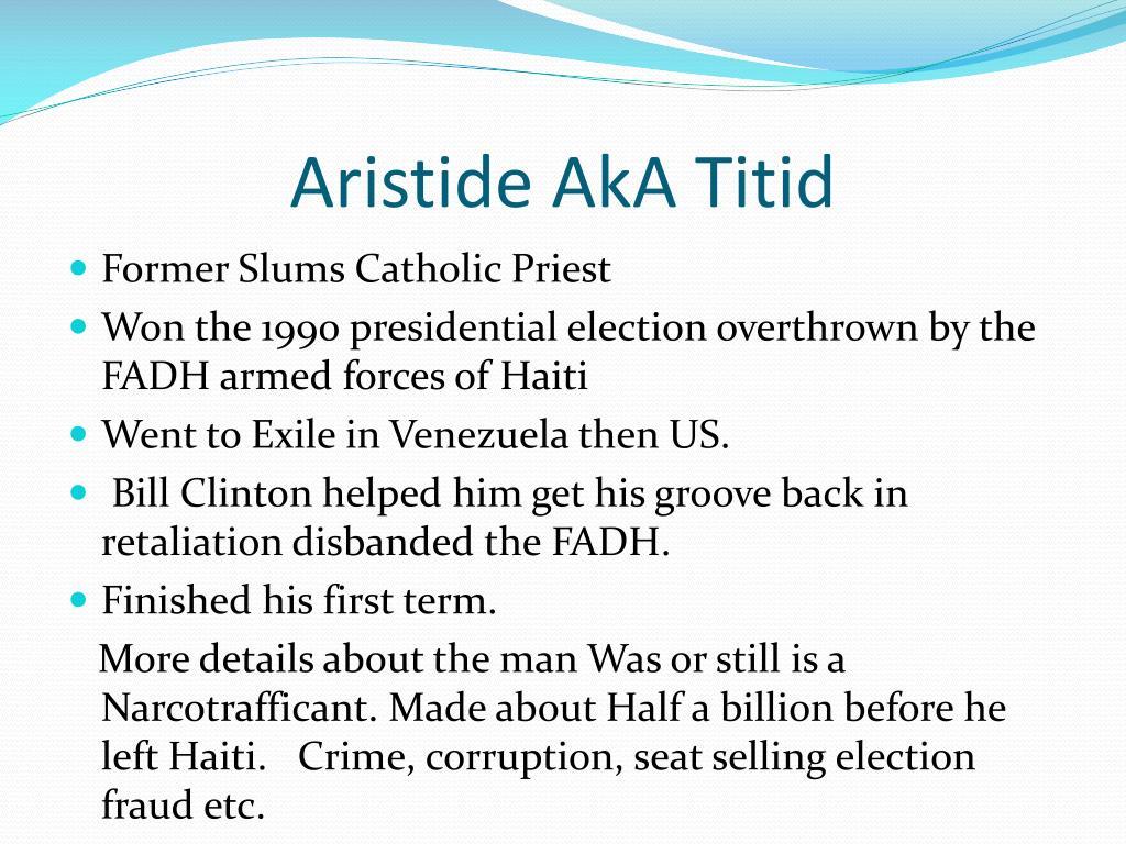 Aristide AkA Titid