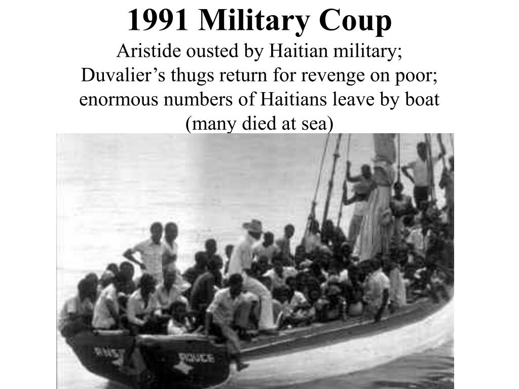 1991 Military Coup