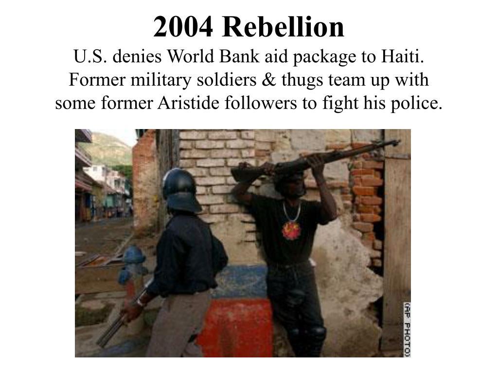 2004 Rebellion