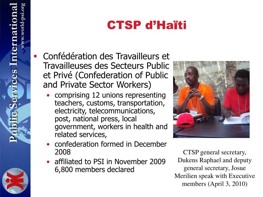CTSP d'Ha