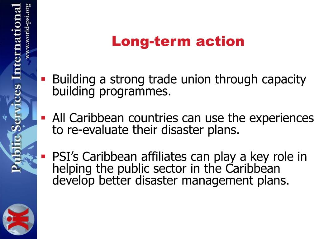 Long-term action