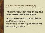 haitian race and culture 2