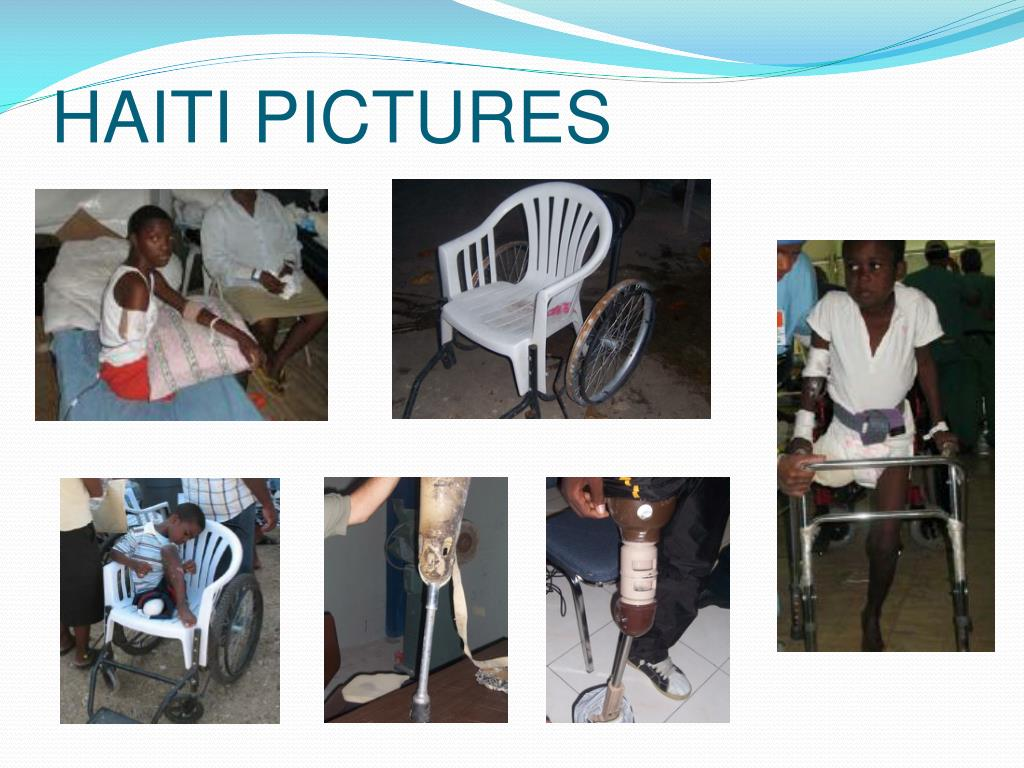 HAITI PICTURES