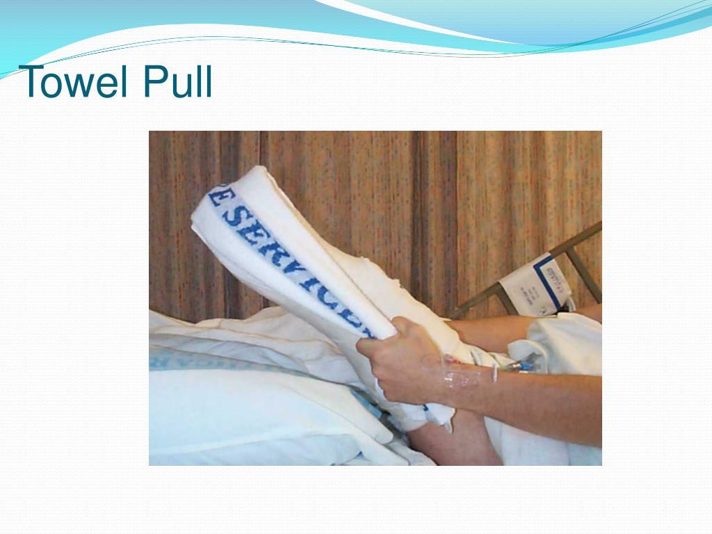 Towel Pull