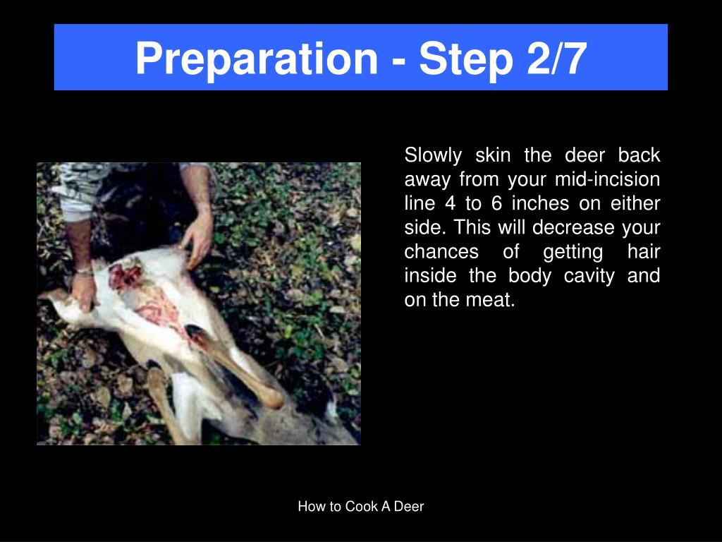 Preparation - Step 2/7
