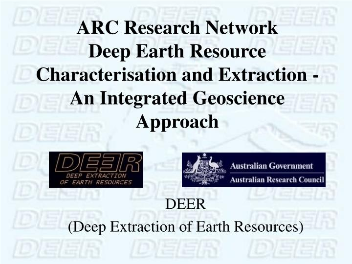 ARC Research Network