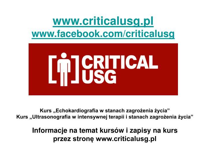 www.criticalusg.pl