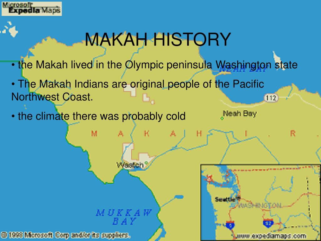 MAKAH HISTORY