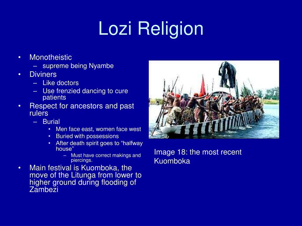 Lozi Religion