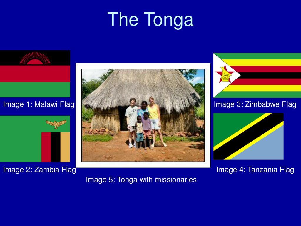 The Tonga