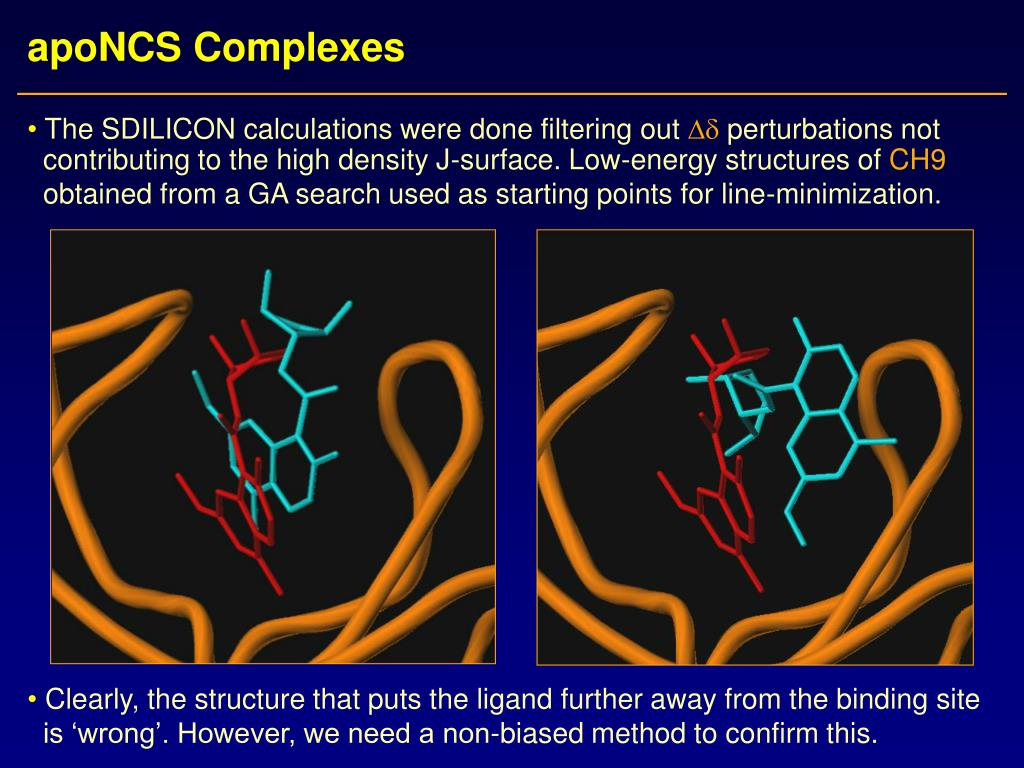 apoNCS Complexes