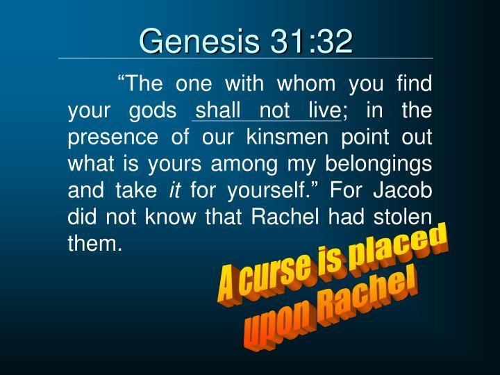 Genesis 31:32